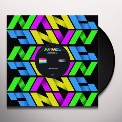 Justus Köhncke FUSSMACHINE EP Vinyl Record - UK Import
