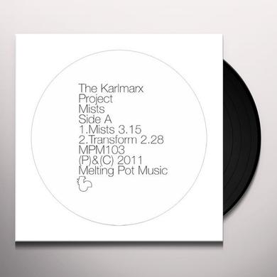 Karlmarx MISTS EP Vinyl Record - UK Import