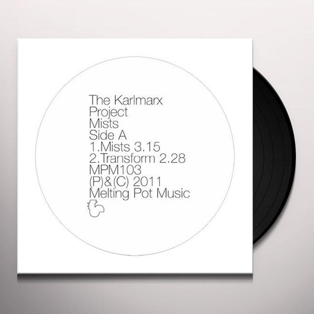 Karlmarx MISTS EP Vinyl Record - UK Release