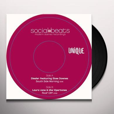 Laura / Vipertones Vane SOUTHSIDE MORNING Vinyl Record - UK Import