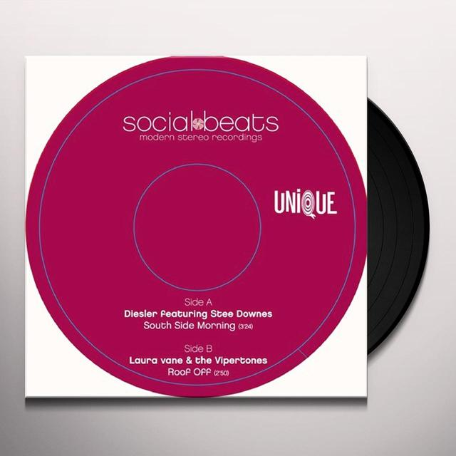 Laura Vane & The Vipertones SOUTHSIDE MORNING Vinyl Record - UK Import