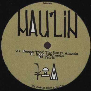 Mau'Lin DEEPER THAN THE SUN Vinyl Record