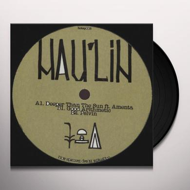 Mau'Lin DEEPER THAN THE SUN Vinyl Record