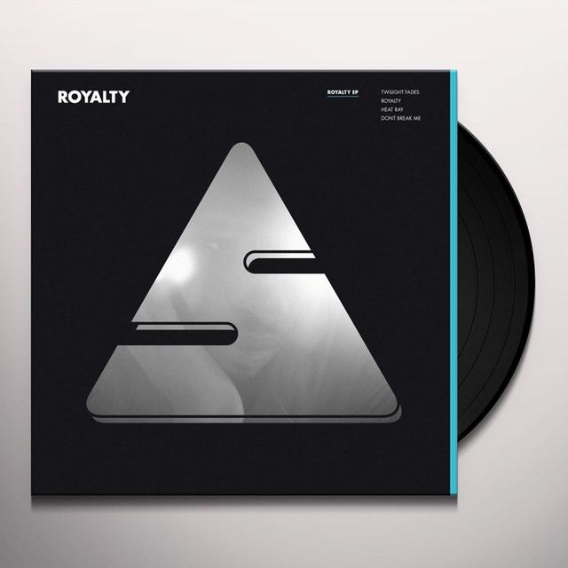 ROYALTY EP Vinyl Record - UK Release