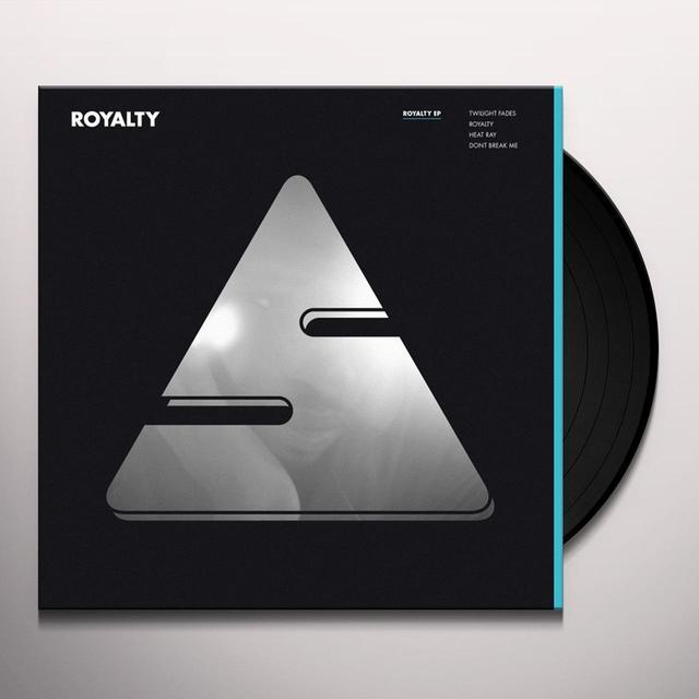ROYALTY EP Vinyl Record - UK Import