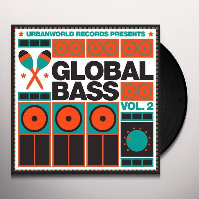 Vol. 2-Global Bass / Various (Uk) VOL. 2-GLOBAL BASS / VARIOUS Vinyl Record - UK Import