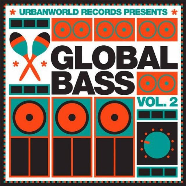 Vol. 2-Global Bass / Various (Uk) VOL. 2-GLOBAL BASS / VARIOUS Vinyl Record - UK Import