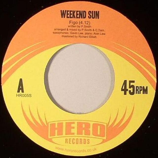 Weekend Sun FIGO Vinyl Record - UK Release
