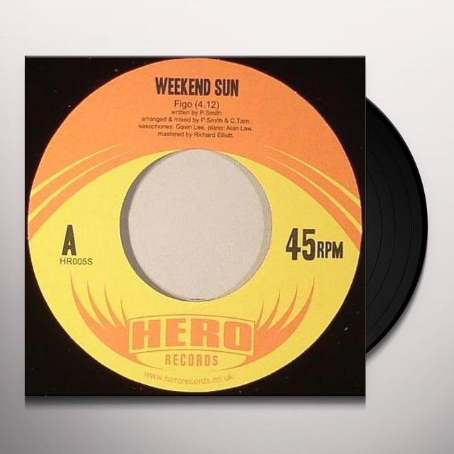 Weekend Sun FIGO Vinyl Record - UK Release