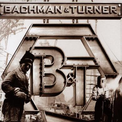 BACHMAN & TURNER Vinyl Record