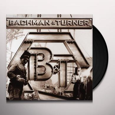 BACHMAN & TURNER Vinyl Record - UK Import