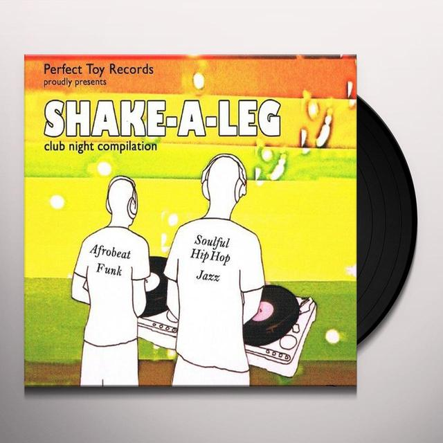 Shake-A-Leg / Various (Uk) SHAKE-A-LEG / VARIOUS Vinyl Record - UK Import