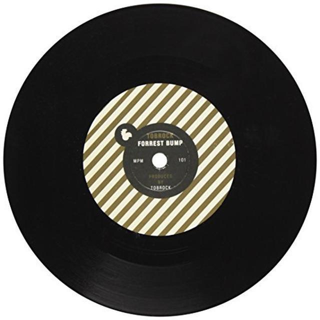 Tobrock FORREST BUMP/MONEY Vinyl Record - UK Release