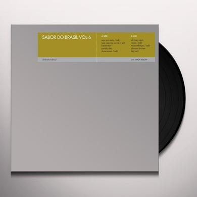 Sabor Do Brasil Vi / Various (Uk) SABOR DO BRASIL VI / VARIOUS Vinyl Record - UK Release