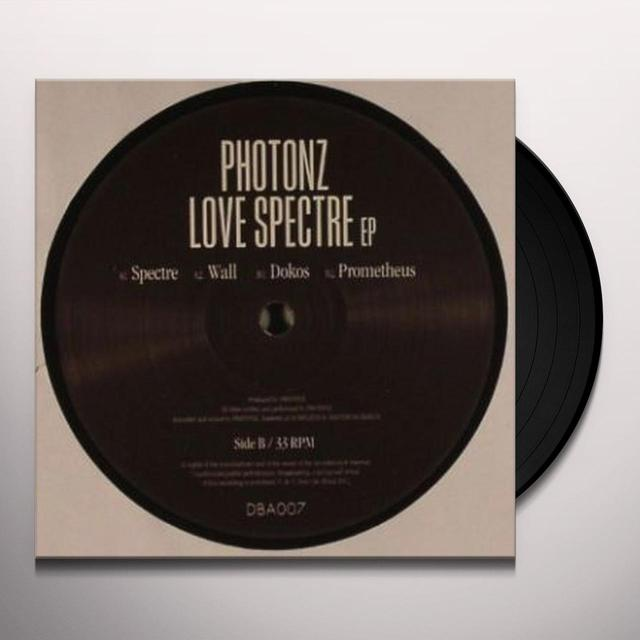 Photonz LOVE SPECTRE EP Vinyl Record - UK Release