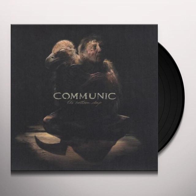 Communic BOTTOM DEEP Vinyl Record - Holland Import