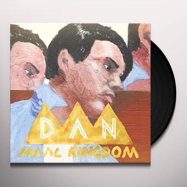 Danimal Kingdom VINYL SKIPPING EVER BACKWARDS/THROUGH THE ICE Vinyl Record - UK Import