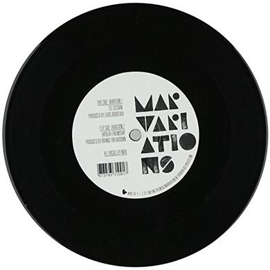 MAR VARIATIONS 1 + 2 Vinyl Record - UK Release