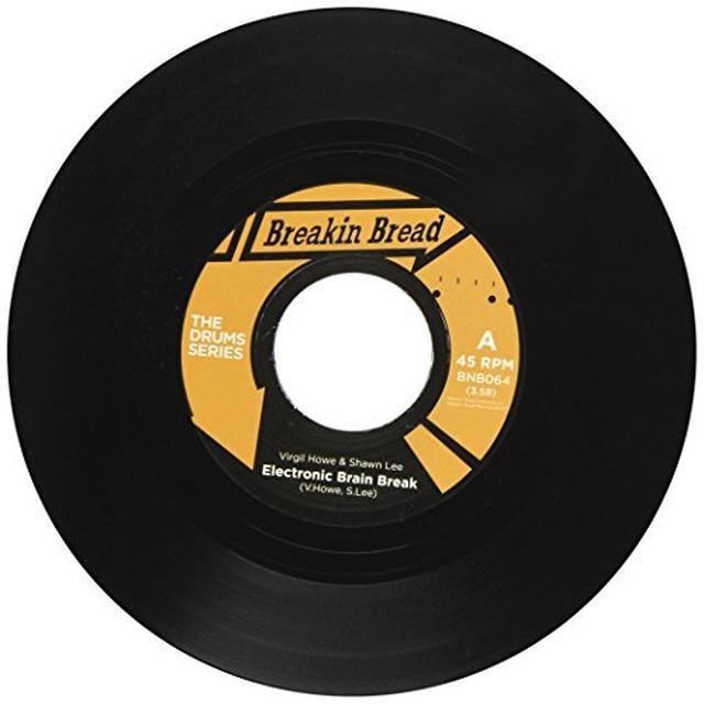 Virgil Howe & Shawn Lee ELECTRONIC BRAIN BREAK Vinyl Record - UK Import