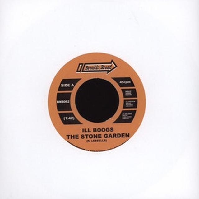 Ill Boogs STONE GARDEN Vinyl Record - UK Release