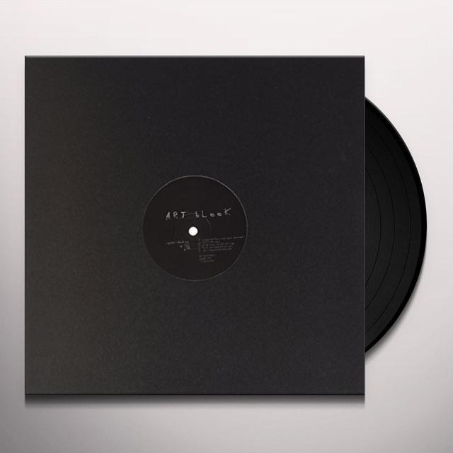 Art Bleek SUPPLIED ARTWORK EP Vinyl Record - UK Import