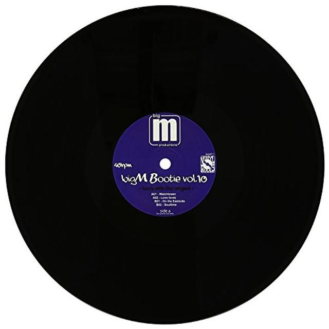 VOL. 10-BIG M BOOTIE Vinyl Record - UK Release