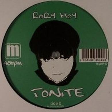 Rory Hoy TONITE EP Vinyl Record - UK Release