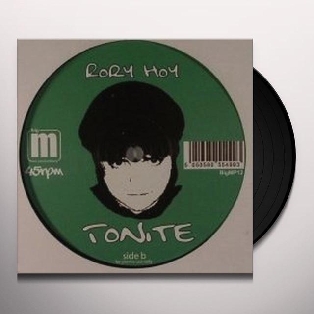 Rory Hoy TONITE EP Vinyl Record - UK Import