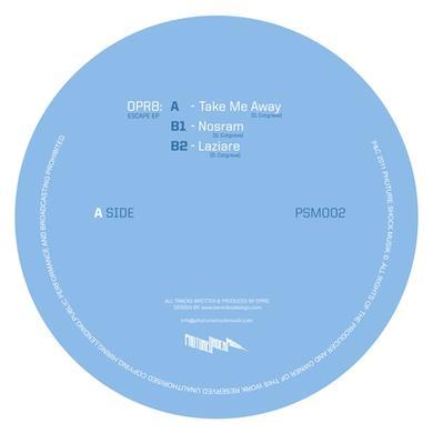Opr8 ESCAPE EP Vinyl Record - UK Release