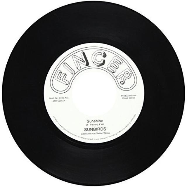 Sunbirds SUNSHINE/OCEAN SONG Vinyl Record - UK Import