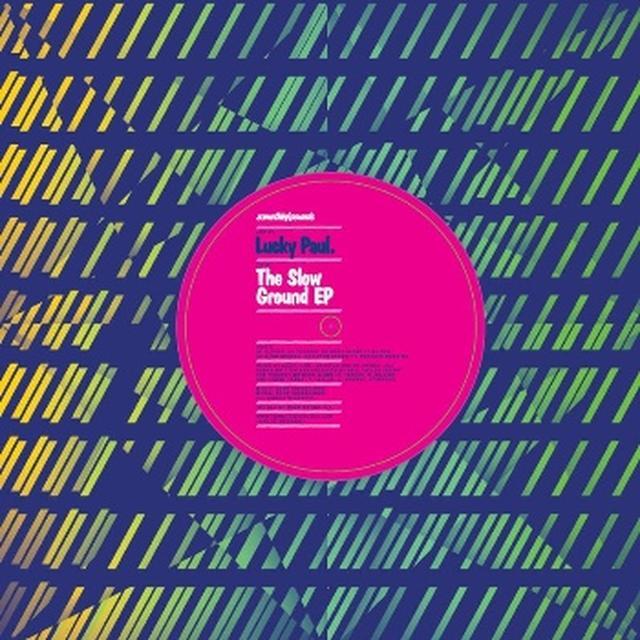 Lucky Paul SLOW GROUND EP Vinyl Record - UK Import