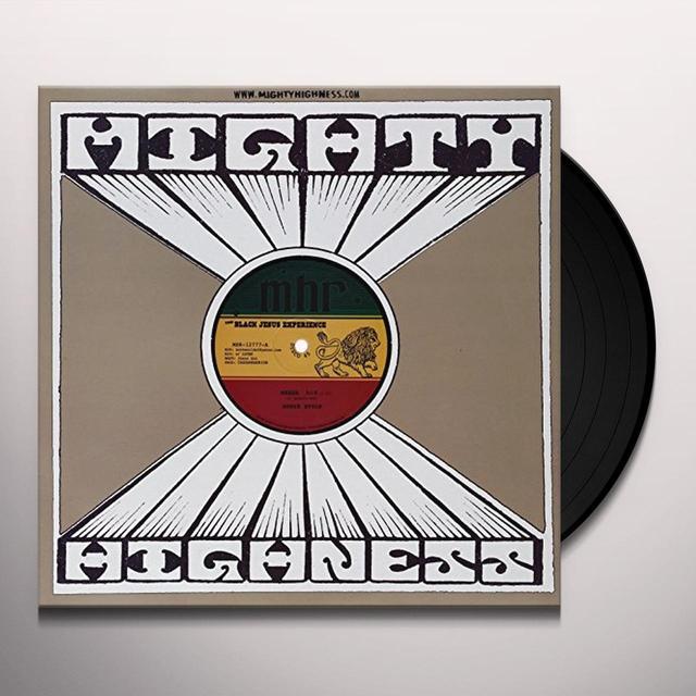 Black Jesus Experience ARADA Vinyl Record - UK Release