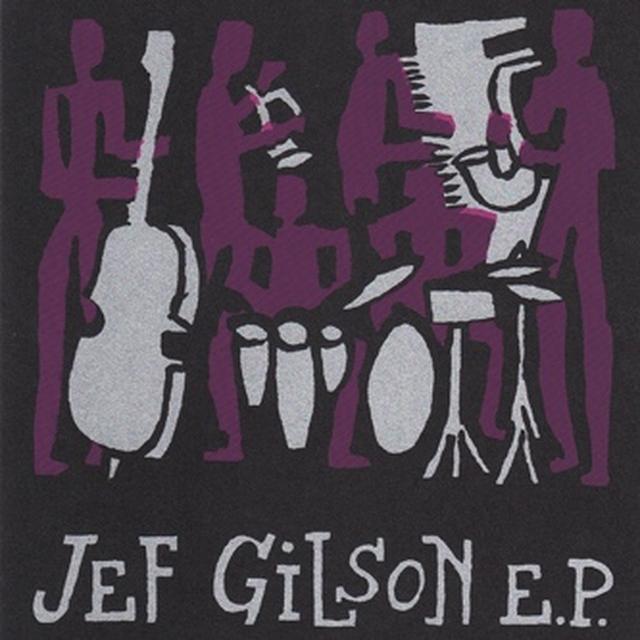 JEF GILSON EP Vinyl Record - UK Import