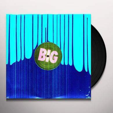 The Big Pink HIT THE GROUND (SUPERMAN) Vinyl Record - UK Import