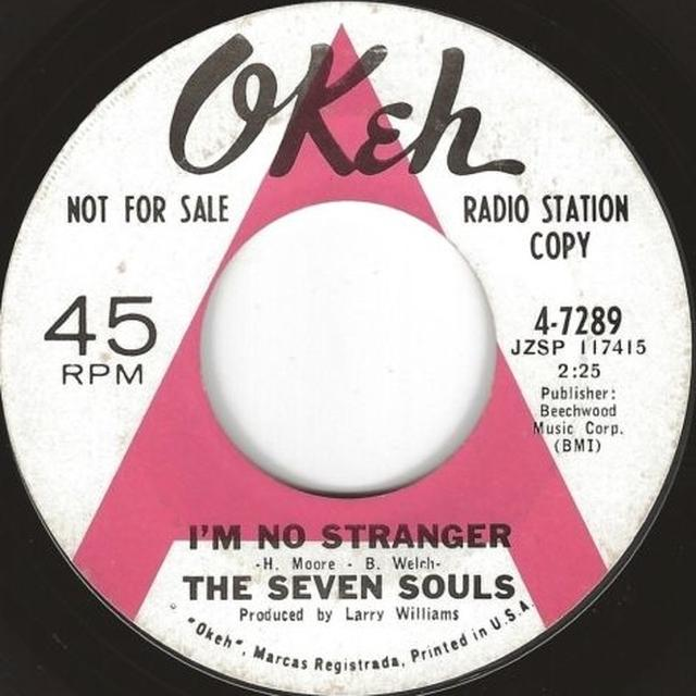 Seven Souls I STILL LOVE YOU/I'M NO STRANGER Vinyl Record - UK Import