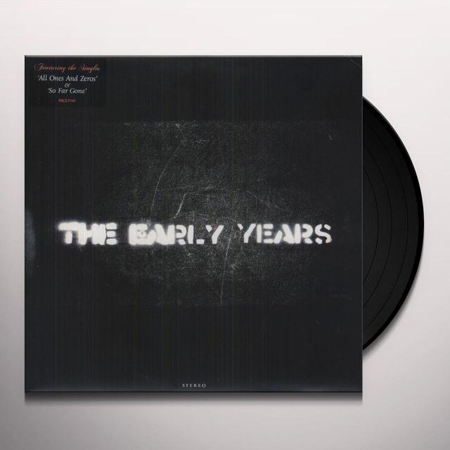 EARLY YEARS Vinyl Record - UK Import