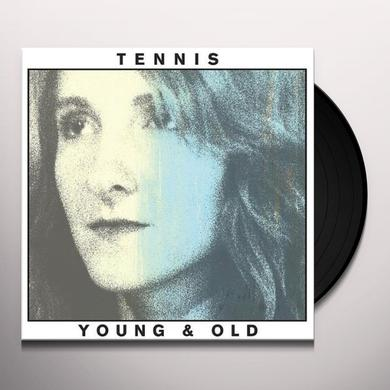 Tennis YOUNG & OLD Vinyl Record - UK Release
