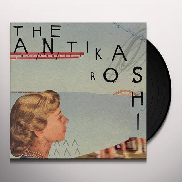 Anti Karoshi PER/SON/ALIEN Vinyl Record