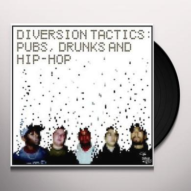 Diversion Tactics PUBS DRINKS & HIP HOP Vinyl Record