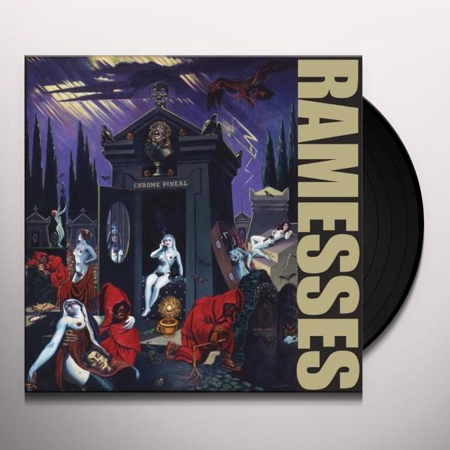 Ramesses CHROME PINEAL Vinyl Record - UK Import