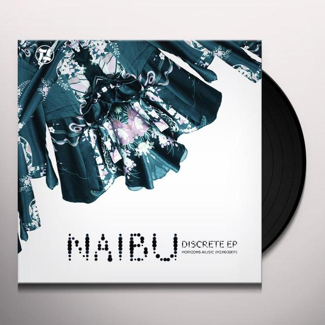 Naibu DISCRETE EP Vinyl Record - UK Import