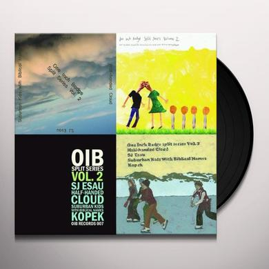 Vol. 2-Oib Split Series / Various (Uk) VOL. 2-OIB SPLIT SERIES / VARIOUS Vinyl Record - UK Import