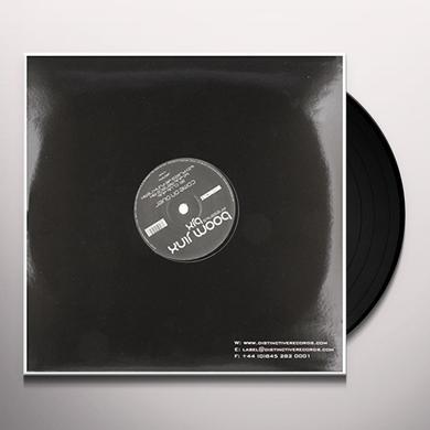 Boom Jinx Presents Bjx COME ON OVER Vinyl Record - UK Import