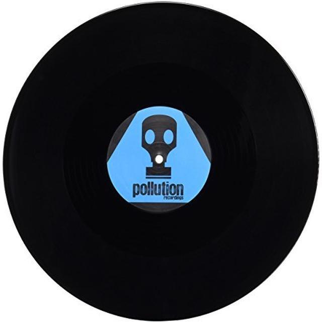 Cabbie DARKDARK/ASTROIDS Vinyl Record