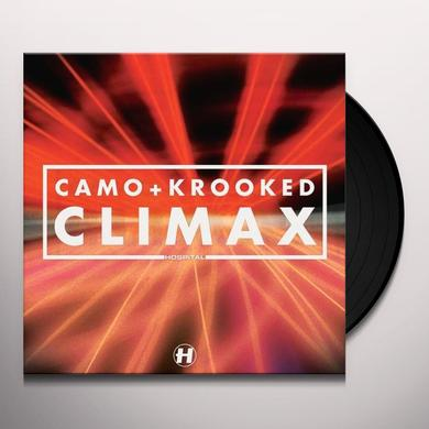 Camo & Krooked REINCARNATION/CLIMAX Vinyl Record - UK Release
