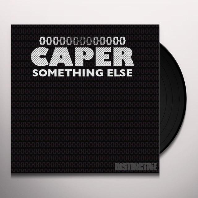Caper SOMETHING ELSE Vinyl Record - UK Import