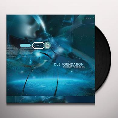 Dub Foundation RETURN/COSMIC RAY Vinyl Record
