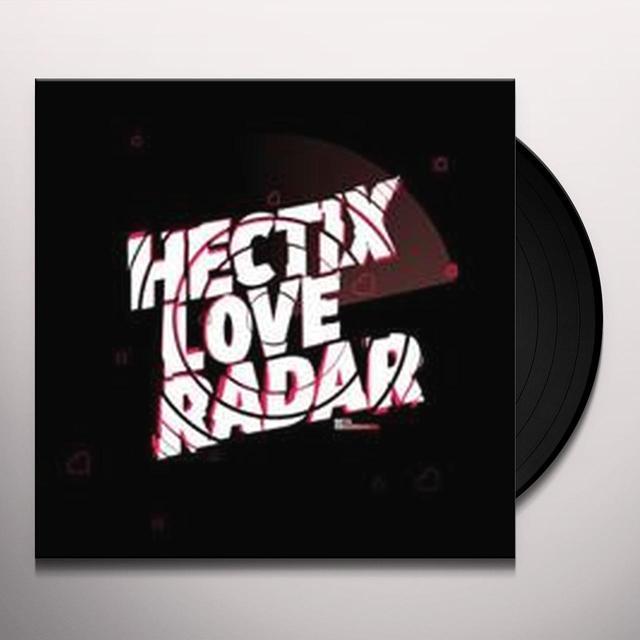 Hectix LOVE RADAR Vinyl Record