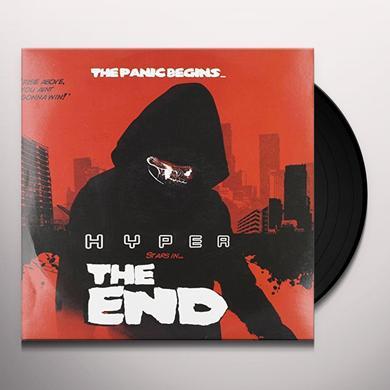 Hyper END Vinyl Record
