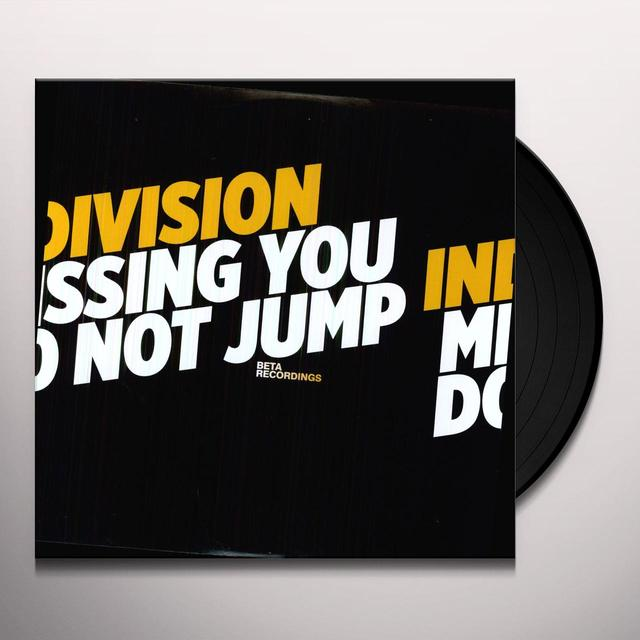 Indivision MISSING YOU/DO NOT JUMP Vinyl Record - UK Import